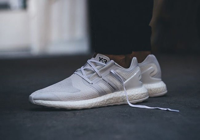 5c3ef0c1dd55 adidas Y-3 Pure Boost Triple White