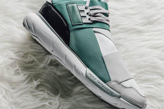 adidas Y-3 Qasa High Crystal White