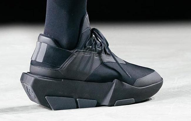 adidas Y-3 Mira Triple Black