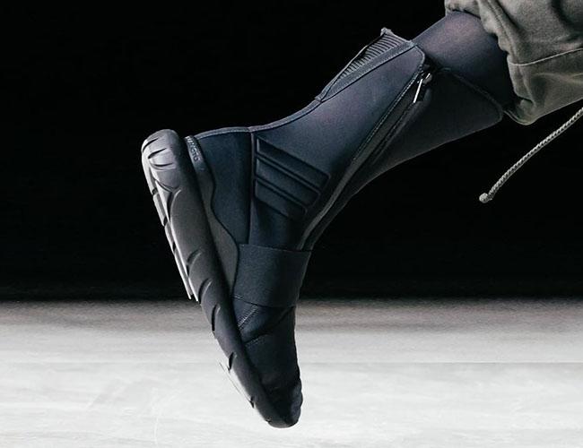 adidas Y-3 Qasa Elite Triple Black