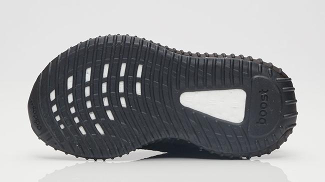 adidas Yeezy Boost 350 V2 Infant Black Red