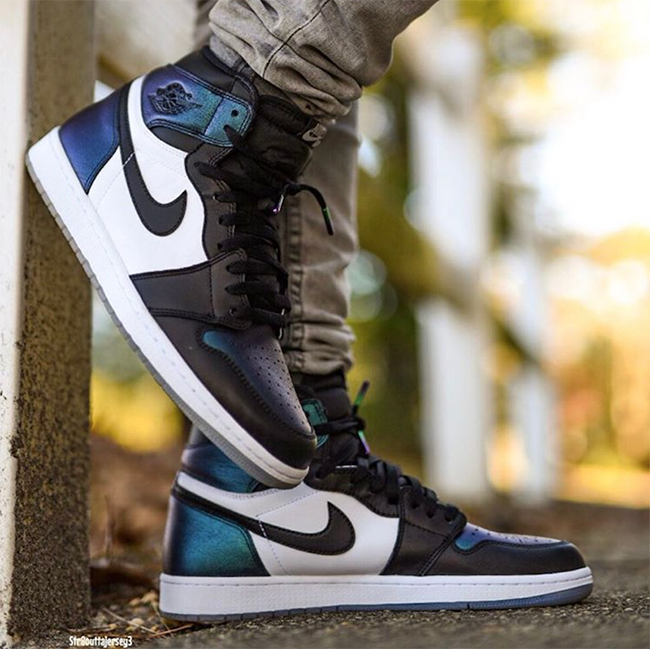 Air Jordan 1 All-Star On Feet