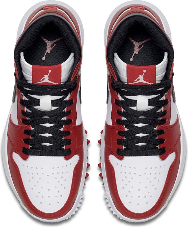 Air Jordan 1 Golf Shoe Chicago Release Date