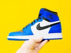 Air Jordan 1 High Rare Air Soar Blue