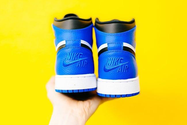 Air Jordan 1 High Rare Air Soar Blue