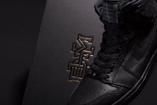 Air Jordan 1 Retro BHM Black Gold