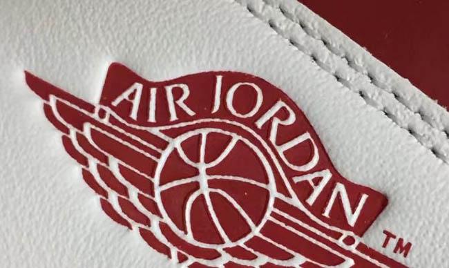 Air Jordan 1 Retro High OG University Red 2017
