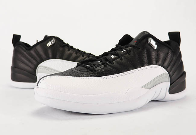 1eddcb8c62a43e Air Jordan 12 Low Playoffs 2017 Review On Feet