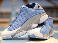 Air Jordan 13 Low UNC PE March Madness