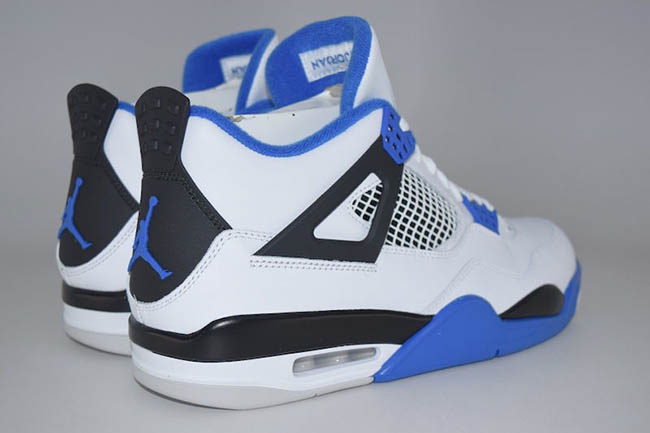 Air Jordan 4 Retro Motorsport Release Details