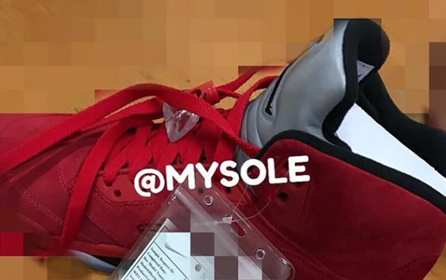 Air Jordan 5 University Red 2017 Release Date