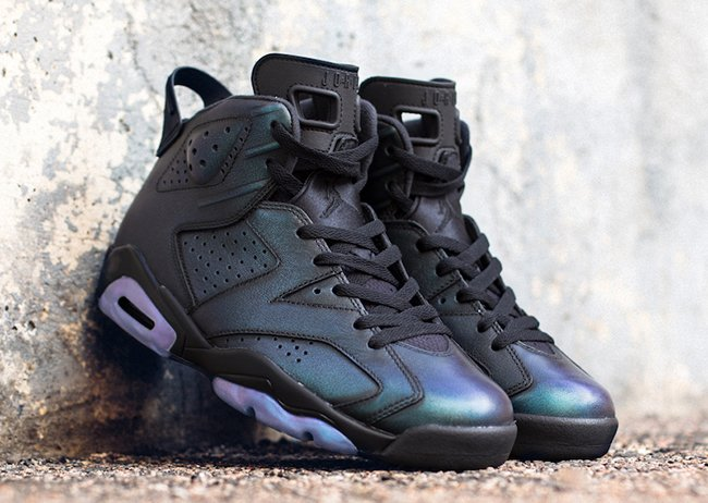Air Jordan 6 All-Star Gotta Shine