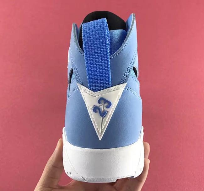 Air Jordan 7 Pantone GS University Blue