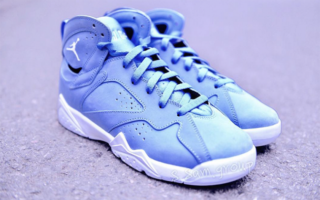The Air Jordan 7 'UNC' Releases in April