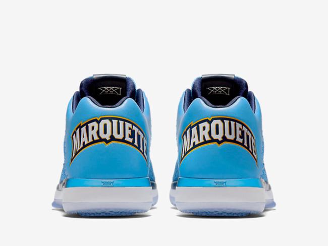 Air Jordan XXX1 Low Marquette Release Date