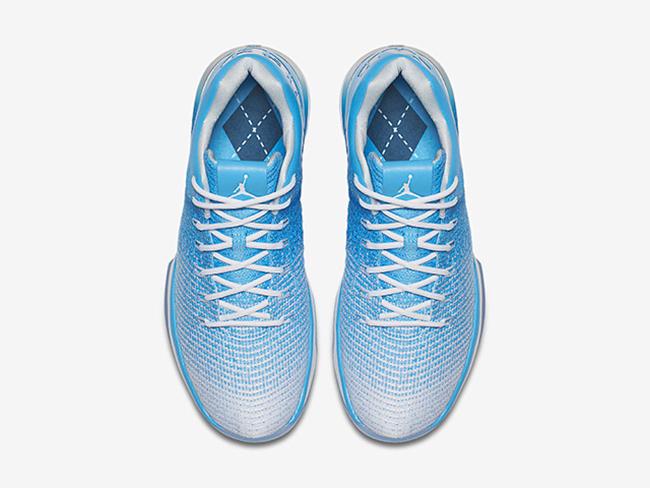 Air Jordan XXX1 Low UNC Release Date