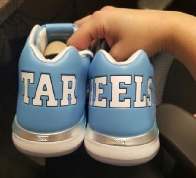 Air Jordan XXX1 Low UNC Tar Heels