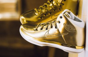 Air Jordan XXX1 Metallic Gold All-Star Weekend