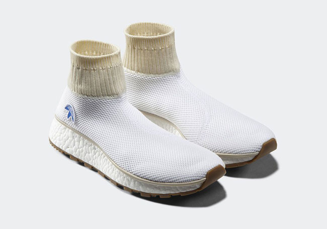 Alexander Wang adidas Boost White Gum