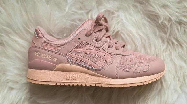 Asics Gel Lyte III Peach Beige | SneakerFiles