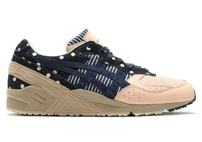 Asics Gel Sight Japanese Denim Indian Ink