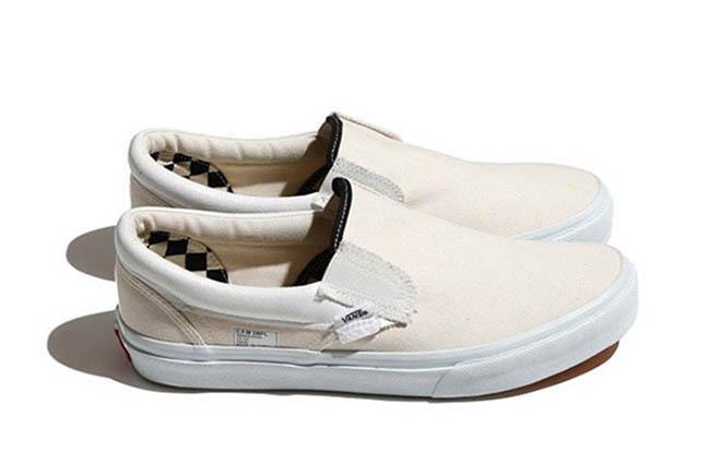 BEAMS x Vans Reverse Slip-On