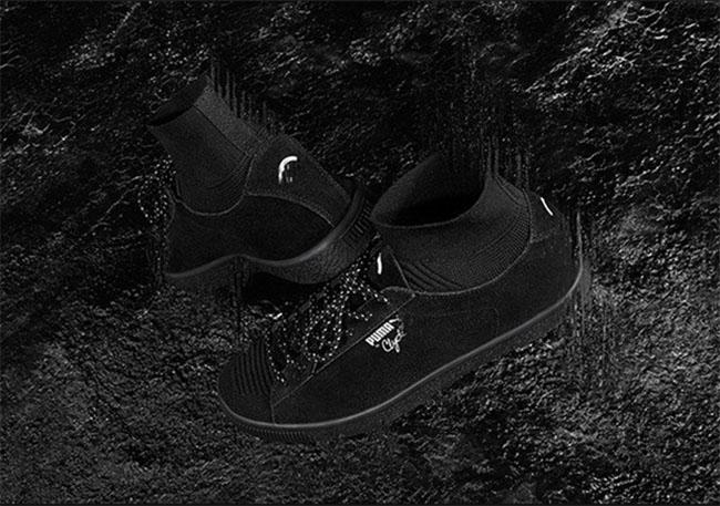 BLACKRAINBOW Puma Clyde Sock