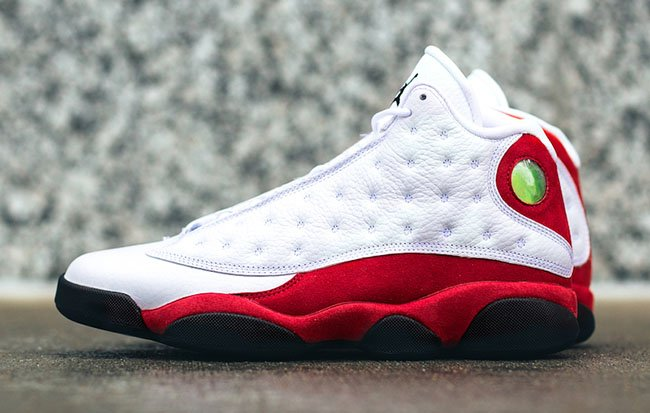 the latest 1acac c7542 Air Jordan 13 Chicago White Red 2017 Release Info | SneakerFiles