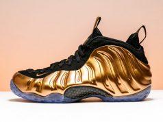 Copper Nike Foamposite One 2017 Retro