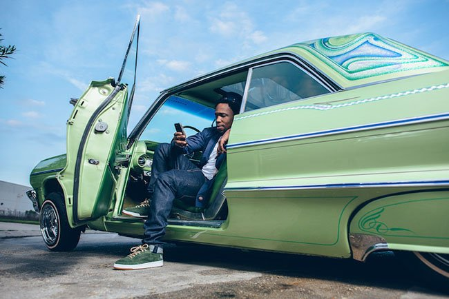 Currensy x Sneaker Politics x Reebok Club C 85 JL