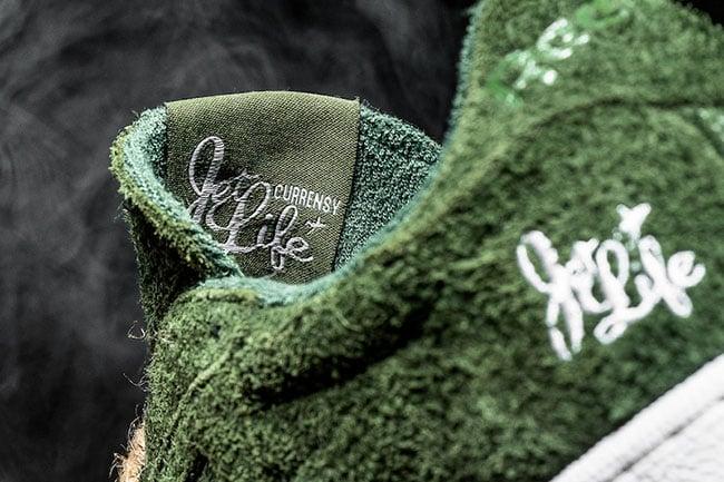 Currensy x Sneaker Politics x Reebok Club C 85 JL
