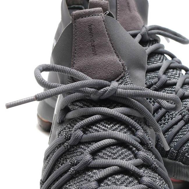 Dark Grey Nike KD 9 Elite