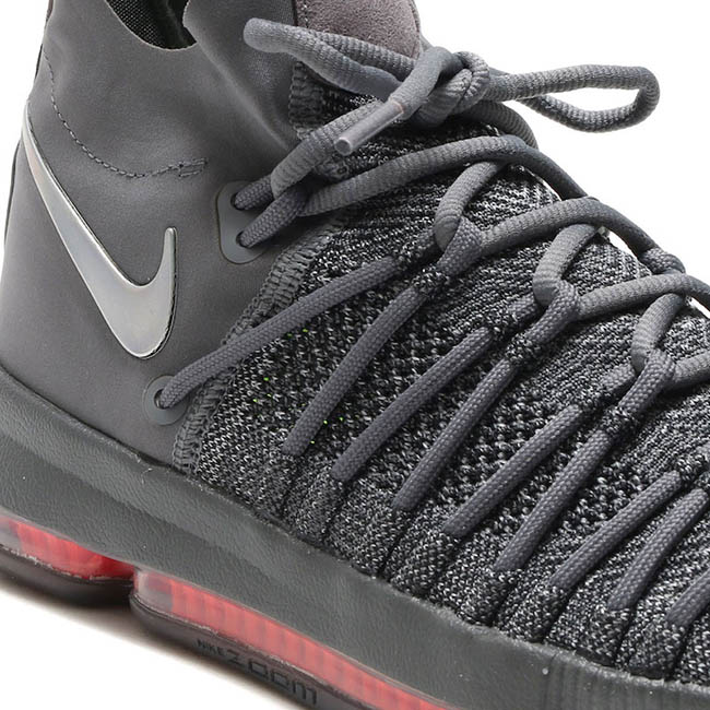 Dark Grey Nike KD 9 Elite