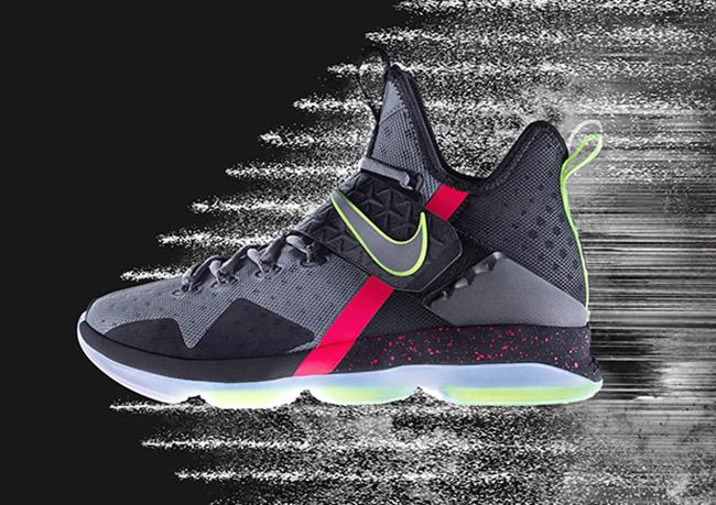 Fight Nike LeBron 14 New York City Brawl