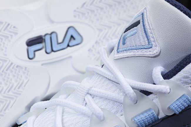 Fila Bubbles OG 20th Anniversary White Navy Light Blue