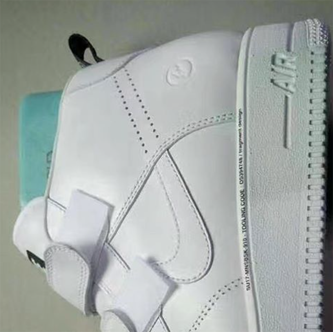 fragment design x Nike Blazer Air Force 1