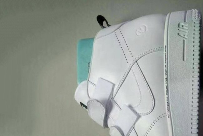 fragment design x Nike Blazer Air Force 1