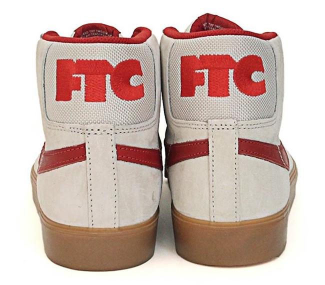 FTC Nike SB Blazer Mid Release