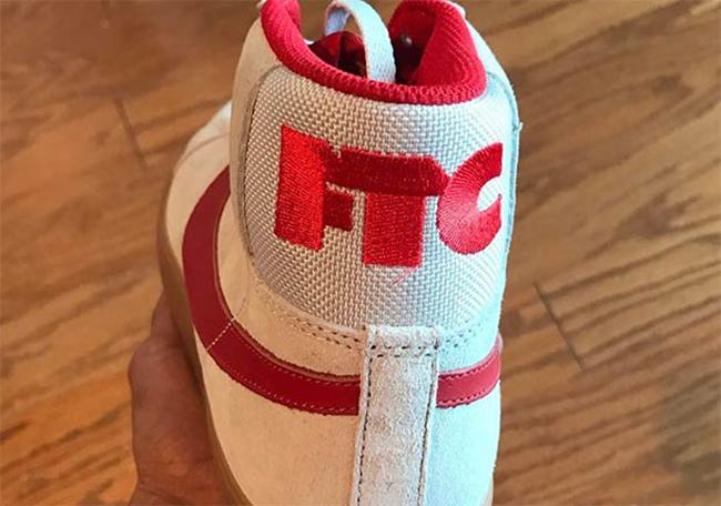FTC x Nike SB Blazer Mid Release Date