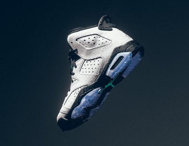 Hyper Jade Air Jordan 6 GS