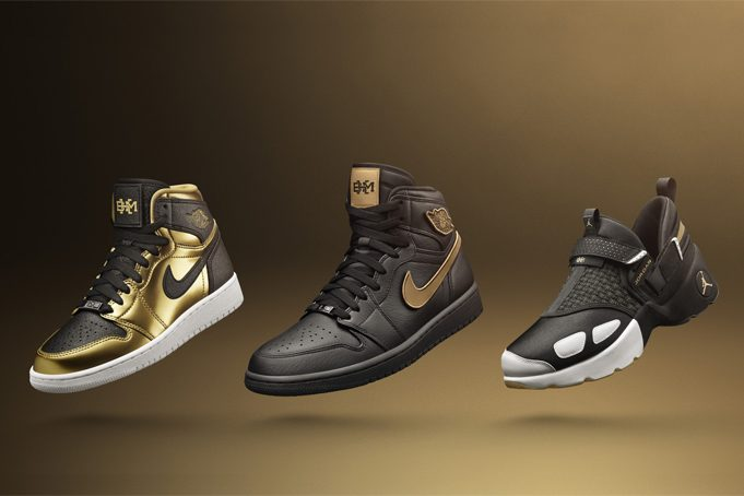 Jordan Brand BHM 2017 Collection Release Date