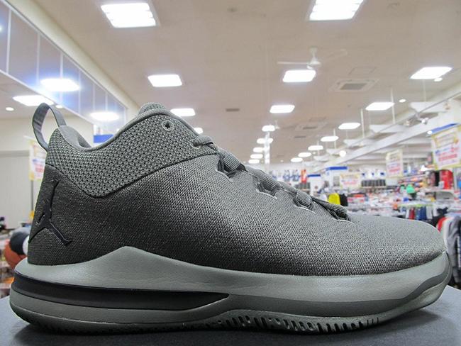 Jordan CP3 X AE Grey Release Date