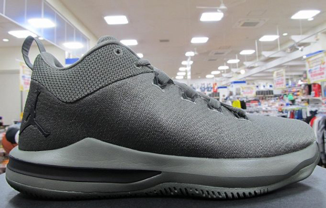 new product 44ced 73bfa Jordan CP3 X AE Grey Release Date | SneakerFiles