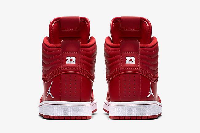 Jordan Heritage Gym Red