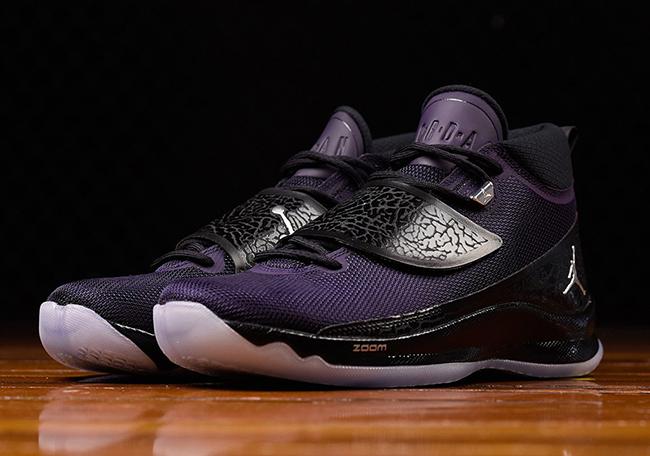 Jordan Super Fly 5 PO Purple Dynasty