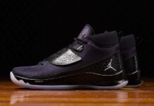 Jordan Super Fly 5 PO Purple Dynasty