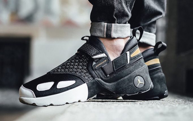 Jordan Trunner LX BHM On Feet
