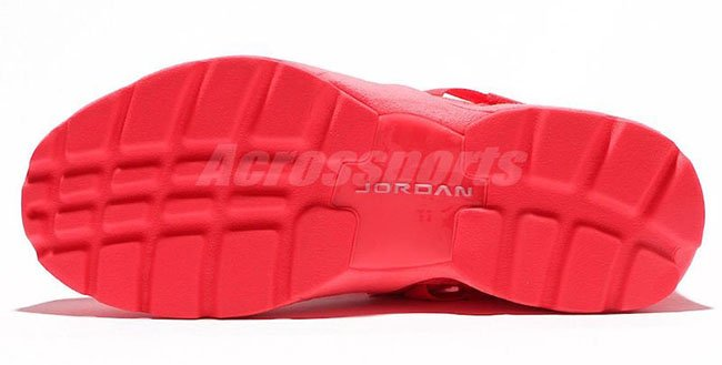 Jordan Trunner LX Energy Solar Red