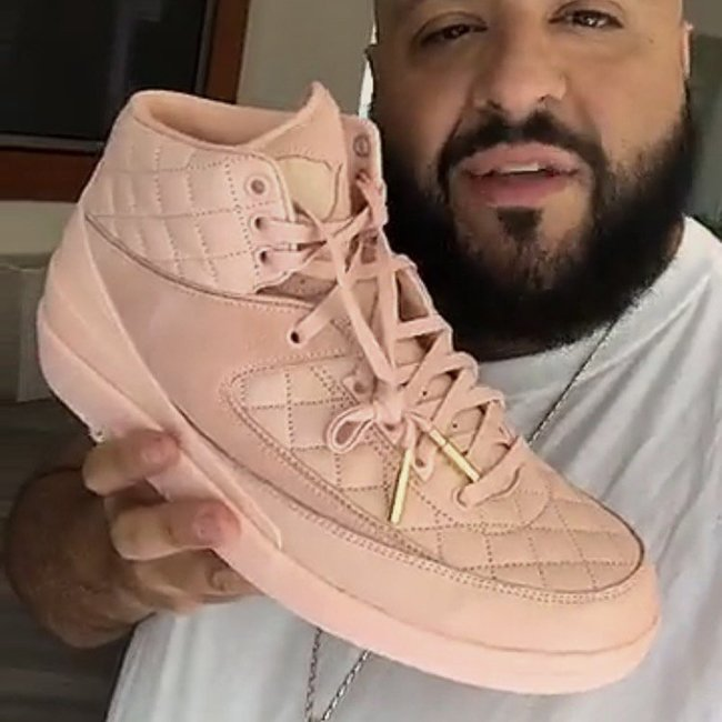 dd0ca43fef2c92 Just Don Air Jordan 2 Arctic Orange Pink Release Date
