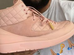Just Don Air Jordan 2 Arctic Orange Pink